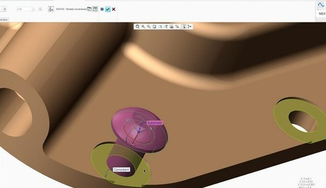 Simplifying Models for Analysis Using the PTC Creo Flexible Modeling Extension   Creo Flexible Modeling   Scoop.it
