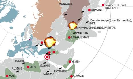 Infographie animée : demain la troisième guerre mondiale? - Courrier International | Elèves de 5e, 4e et 3e...suivez l'actualité.... | Scoop.it