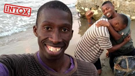 "Le périple du migrant ""Abou Diouf"" sur Instagram, un hoax 
