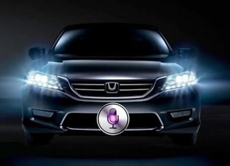"Honda Announces ""Siri Eyes Free Mode"" Coming To 2013 Accord, Acuras - TechnoBuffalo 