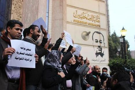 Egypt:NGOs demand immediate release of journalist | Égypt-actus | Scoop.it