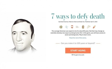 How tech billionaires are using money and data to solve for death | Microbiology | Scoop.it