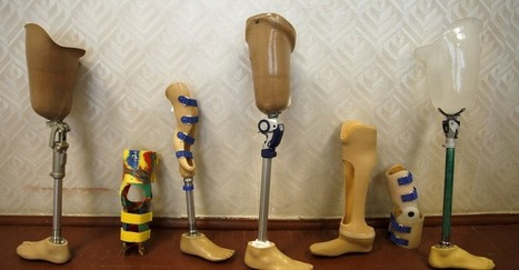 3-D Printing a Better Prosthetic | Futurewaves | Scoop.it
