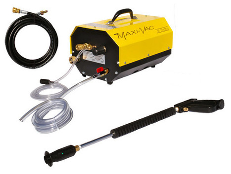 ac coil cleaning machine