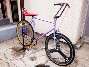 Franken-Track Lowrider Mash-Up - THE HEAVY PEDAL | Cycling ... | Smarter Travel for Limerick | Scoop.it