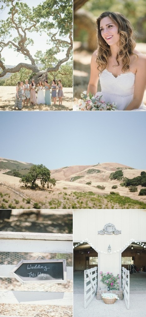 Carmel Valley Wedding from Paper Antler - DJ Masters Worldwide | Bridal and Wedding News | Scoop.it