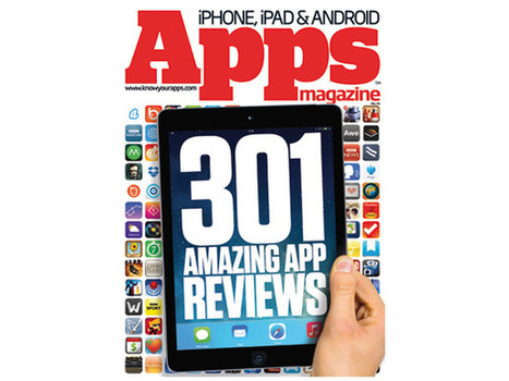Apps Magazine goes digital-only on iPad, iPhone and Android | iPhoneography-Today | Scoop.it