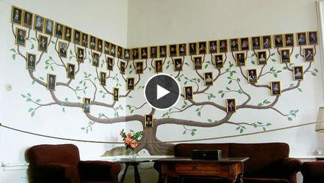 Un arbre généalogique de 13 millions de personnes créé par des chercheurs | Ma Bretagne | Scoop.it