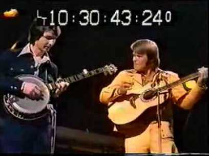Glen Campbell & Carl Jackson DUELING BANJOS 1973 - YouTube | fitness, health,news&music | Scoop.it
