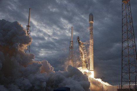 Air Force stays the course with SpaceX rocket certification | Spaceflight Now | The NewSpace Daily | Scoop.it