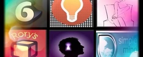 12 APPs móviles para desarrollar la creatividad | IPAD, un nuevo concepto socio-educativo! | Scoop.it
