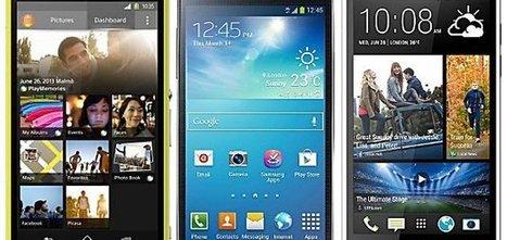 Sony Xperia Z1 Compact vs. Samsung Galaxy S4 Mini vs. HTC One Mini - AndroidPIT.com | Sony Xperia Z1 Z2 Z1C Cover Case | Scoop.it