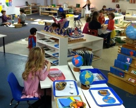 Préparer la rentrée en Montessori - La Semaine Montessori | Enfance et handicap | Scoop.it