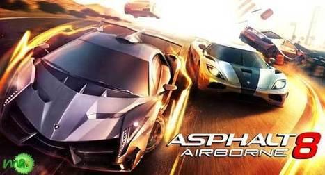Asphalt 8: Airborne Android Hack (Unlimited Money/Star/Xp) | dgh | Scoop.it