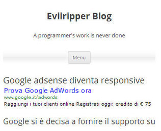 Google adsense diventa responsive | news internet | Scoop.it