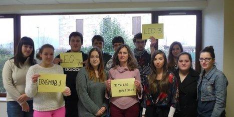Des jeunes Lot-Et-Garonnais en mobilité européenne avec Erasmus + | Fonds européens en Aquitaine | Scoop.it