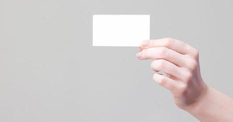 Crear tarjetas de presentación en línea gratis   Tecnología en la Educación   Scoop.it