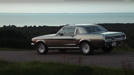 Amazing story about 1967 Ford Mustang Hardtop | Muscle Cars of America | Scoop.it