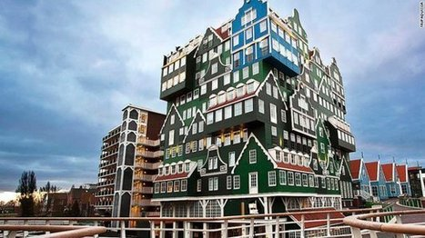 12 Unusual Hotels You Won't Believe Actually Exist | wesrch | Scoop.it