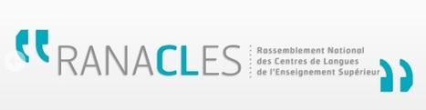 23e Congrès de RANACLES : Centres de langues et spécialité(s), du 26 au 28 novembre 201 | Colloques, conférences & publications | Scoop.it