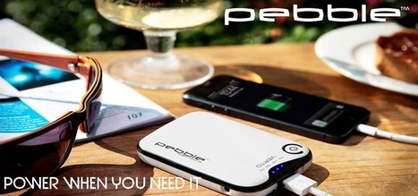 Extra ström till iPhone, videokamera, iPad, spelkonsol, MP3-spelare, GPS | Tillbehör | Scoop.it