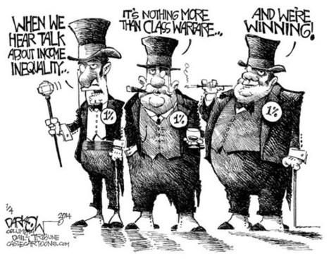 Income Inequality | Becket Economics | Scoop.it