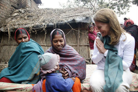 PARTICIPATE IN CHANGE: Melinda Gates - Bringing Every Good Thing to Our Daughters   Enthusiasts for Change   Scoop.it