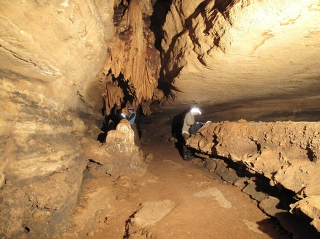 Stalagmites in Indiana cave may record past earthquakes | Conformable Contacts | Scoop.it