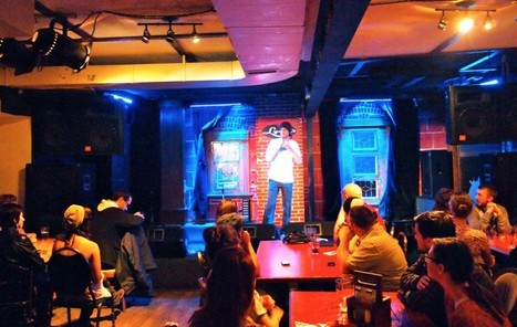 Tonight it's Poetry showcases spoken word talent - The Sheaf | Poetry resources | Scoop.it