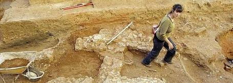 Hallan una nueva tumba en las obras de Santa María Soledad | Arqueología romana en Hispania | Scoop.it