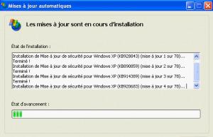 9. Désactiver la mise à jour automatique de Windows XP | Cours Informatique | Scoop.it