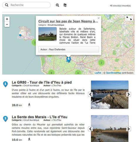 Ajoutez des contenus touristiques sur votre site | iPaoo | Scoop.it