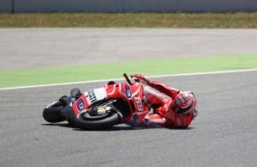 Hayden, Dovizioso look to 'lab' test after race disappointment | Ductalk Ducati News | Scoop.it