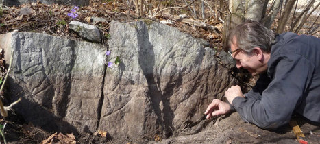 Rune stone rediscovered after 300 years : Archaeology News from Past Horizons | Archaeology News | Scoop.it
