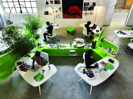 How to Design an Office that Motivates Your Employees | Office Cubicles Tips | Scoop.it