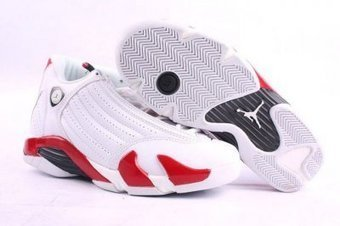 Jordans 14 Mens White Red | Cheap Nike Air Jordans for Sale | Scoop.it
