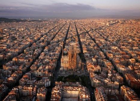 Les «superblocks» à la rescousse de l'urbanisme catalan | Géographie : les dernières nouvelles de la toile. | Scoop.it
