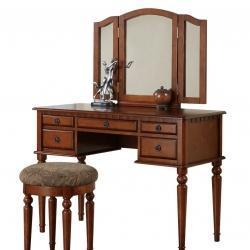 Vanity Table with Mirror | Vanity Tables | Scoop.it