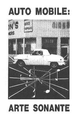 13 Arte Sonante - Auto mobile | DESARTSONNANTS - CRÉATION SONORE ET ENVIRONNEMENT - ENVIRONMENTAL SOUND ART - PAYSAGES ET ECOLOGIE SONORE | Scoop.it