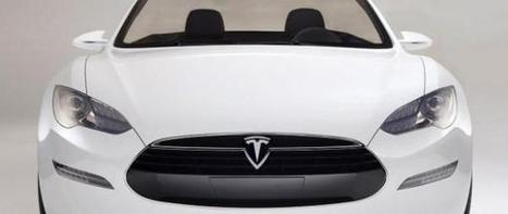 Tesla's Model S receives a makeover to a convertible - I4U News | Daily Updates of Auto Balla | Scoop.it