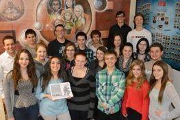 Des élèves de la Courvilloise publient leur devoir d'histoire - L'Autre Voix | Histoire Familiale | Scoop.it