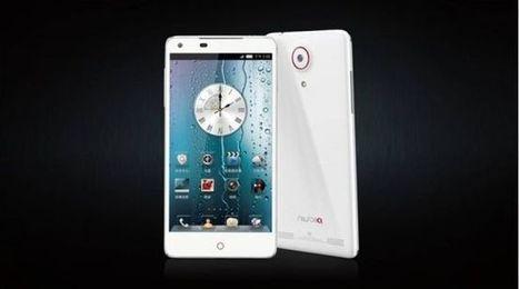 ZTE présente son smartphone haut de gamme : le Nubia Z5 | Geeks | Scoop.it