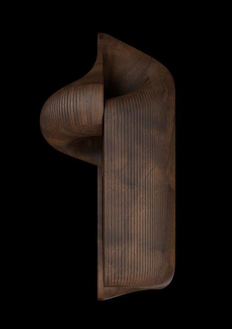 Txaber y su tipografía 3D Wood Block | El Mundo del Diseño Gráfico | Scoop.it