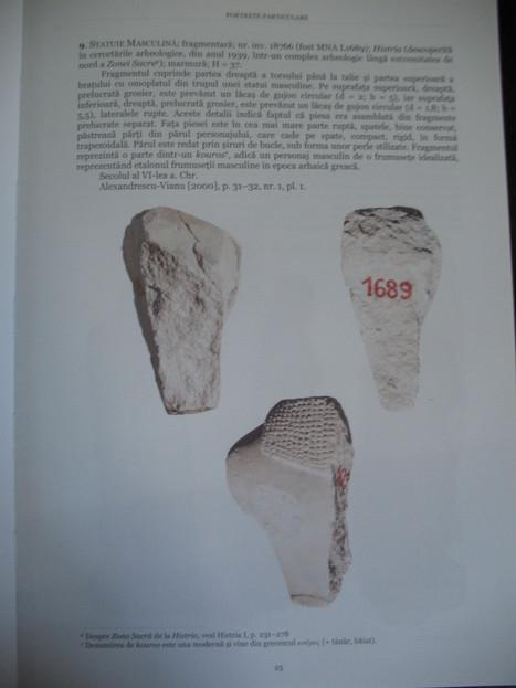 Le catalogue des collections du Lapidarium (I). Les pièces gréco-romaines, Bucarest | LVDVS CHIRONIS 3.0 | Scoop.it