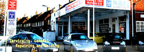 Automotive Services - MOT Testing in Harrow | Automotive | Scoop.it
