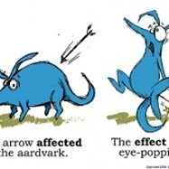 Affect Versus Effect | Metawriting | Scoop.it