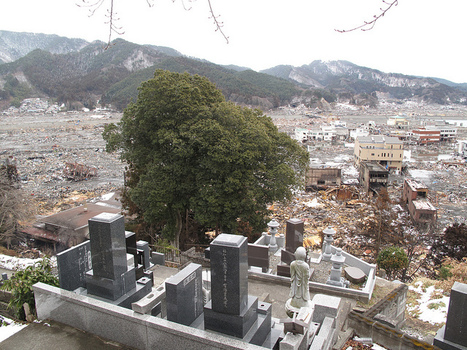 [Photo] Panorama des dommages d'Otsuchi | Flickr - Photo Sharing! | Japon : séisme, tsunami & conséquences | Scoop.it