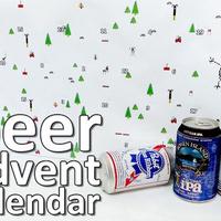 DIY Beer Advent Calendar Fills the Season with Joy | Selfmade | Scoop.it