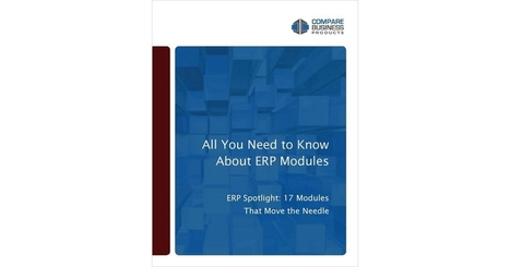 ERP Spotlight: 17 Modules That Move the Needle | Supply chain News and trends | Scoop.it