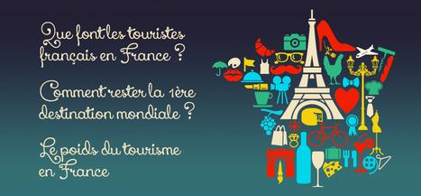 Que font les touristes français en France ? - Eco / Socio / Conso | Étonnant ! | Scoop.it